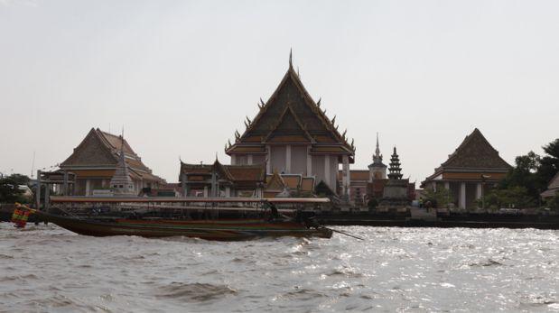 Disfruta de una explosión sensorial en Bangkok