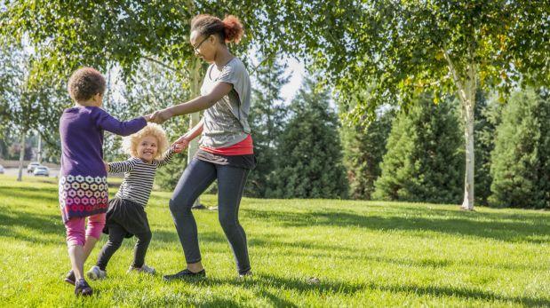 Seis formas de pasar momentos divertidos con tu familia