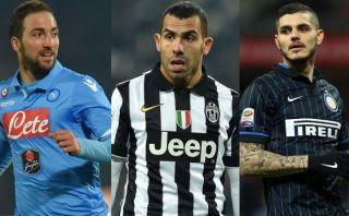 Serie A: duelo de argentinos por ser goleador del torneo