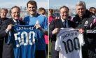 Real Madrid: Iker Casillas y Ancelotti fueron homenajeados