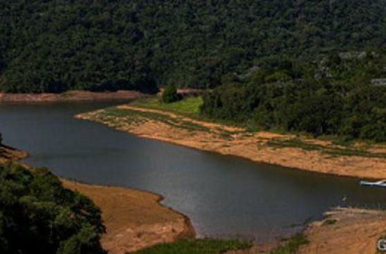 Brasil: Historias insólitas de la sequía en Sao Paulo y Río