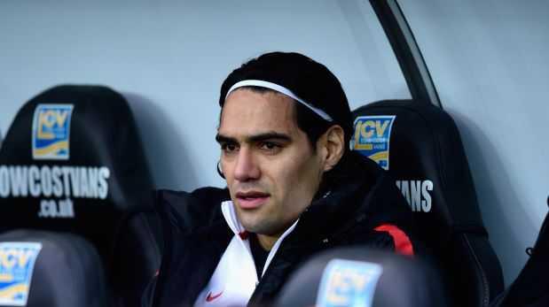 Radamel Falcao: su futuro sería España, pero no en Real Madrid