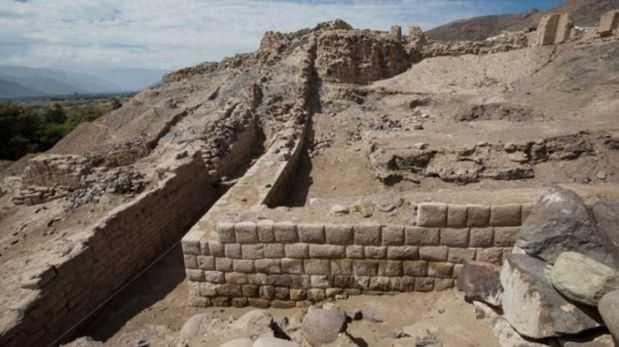 Nasca: adolescentes atentaron contra sitio arqueológico