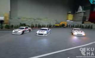 YouTube: 'Rápidos y furiosos' con autos a escala te fascinará
