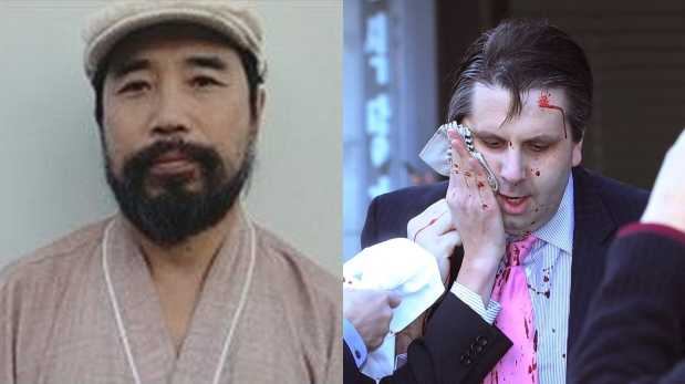 Kim Ki-jong, el sujeto que desfiguró al embajador de EE.UU.