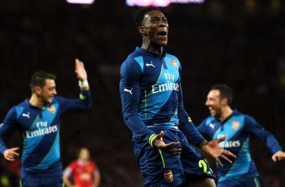 Manchester fue eliminado de la Copa FA a manos del Arsenal