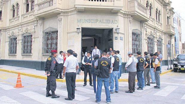 Hay más de 20 casos de corrupción paralizados en Lambayeque