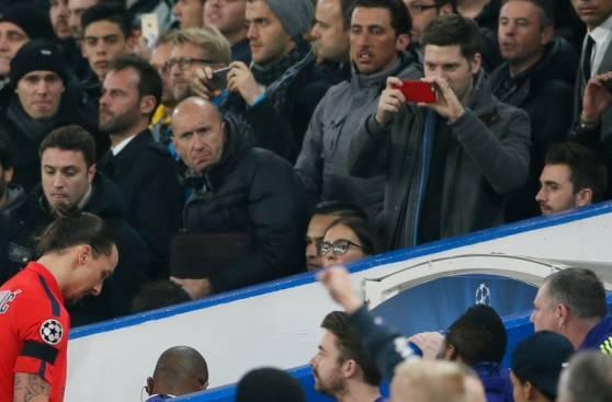 Ibrahimovic: decepción y frustración por injusta roja