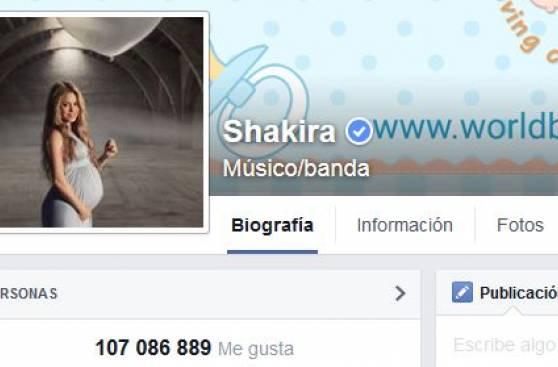Facebook: Cristiano Ronaldo superó a Shakira en seguidores