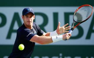 Murray le ganó a Pospisil y avanzó en el Masters Indian Wells