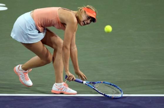 Masters de Indian Wells: belleza y talento femenino (FOTOS)