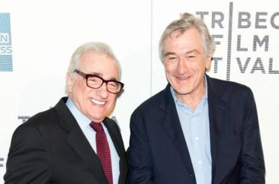 """Scorsese y De Niro se reunirán a 25 años de """"Goodfellas"""""""