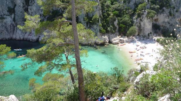 Calanque D'en Vau: esta es la playa más escondida de Francia
