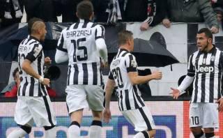 Juventus venció 1-0 a Genoa y va rumbo al título de la Serie A