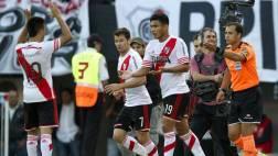 River Plate ganó después de cinco fechas en el torneo argentino