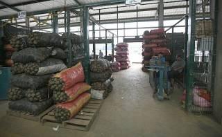 Mercado Santa Anita desabastecido por huaicos en Chosica