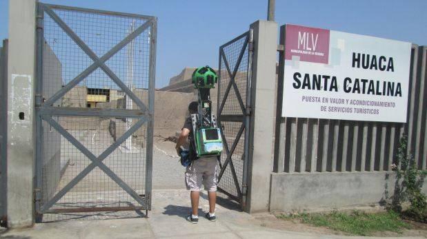 Más de 90 sitios arqueológicos estarán en Google Street View