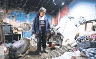 Crónica: el drama de los afectados por el huaico en Chosica