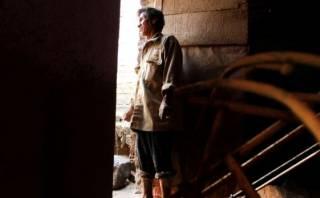 Huaico en Santa Eulalia destruyó albergue para ancianos