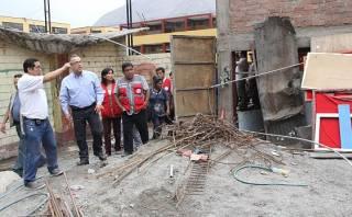 Chosica: Minedu suspende clases en 59 colegios esta semana