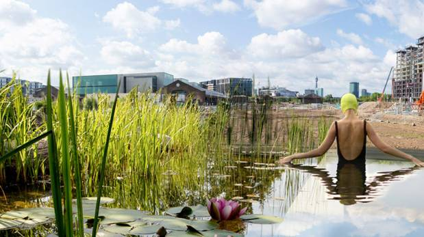 Plantas limpiadoras: conoce este nuevo proyecto en Londres