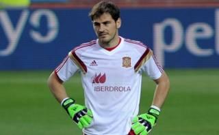 Iker Casillas pide a la prensa más respeto para los porteros