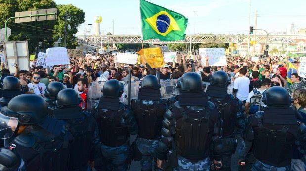 Brasil: 38.000 militares velarán por la seguridad en Río 2016