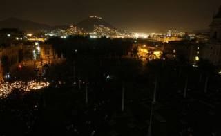 La Hora del Planeta: Lima apagó sus luces por séptimo año