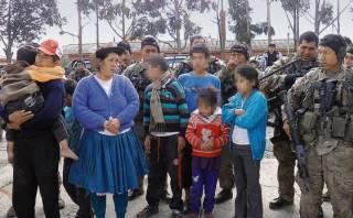 Vraem: rescatan a 11 niños y 4 adultos amenazados por Sendero