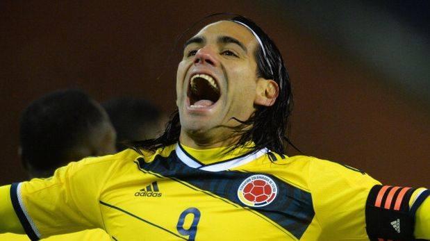 Radamel Falcao se convirtió en máximo goleador de Colombia