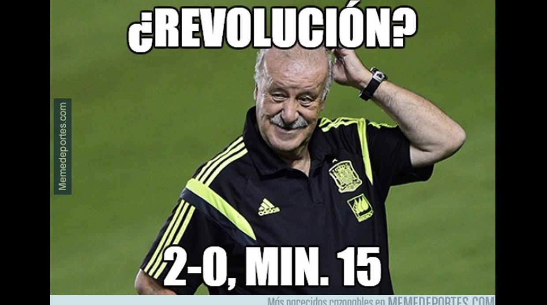 Los memes sobre España tras derrota en amistoso ante Holanda