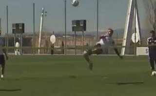 Show de chalacas entre James y Nacho en el Real Madrid (VIDEO)