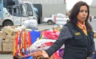 Chosica: Sunat aclara que ropa usada que donó estaba fumigada