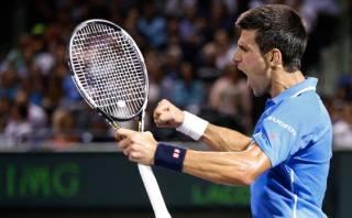 Djokovic ante Isner por el pase a la final del Masters de Miami