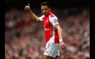 Arsenal: Alexis Sánchez y el 'misil' que liquidó al Liverpool