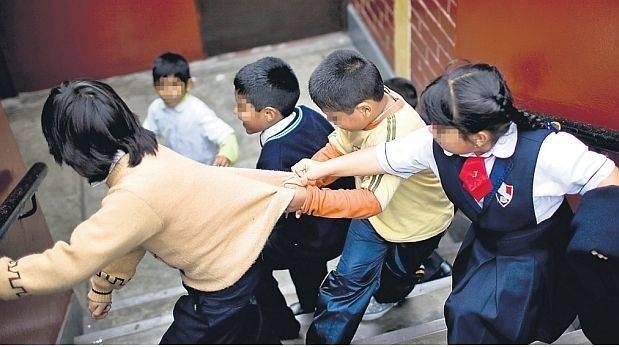 Pasco: Defensoría advierte descuido en lucha contra el bullying