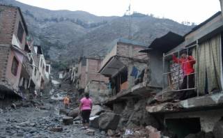 Chosica: reubicarán a 200 familias damnificadas por huaicos