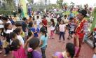 Parques zonales ofrecen actividades por el Día del Niño Peruano