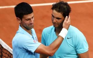 Djokovic superó una marca de Nadal como número uno del tenis