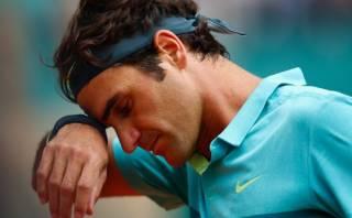 Roger Federer eliminado de Montercarlo: cayó ante Gael Monfils