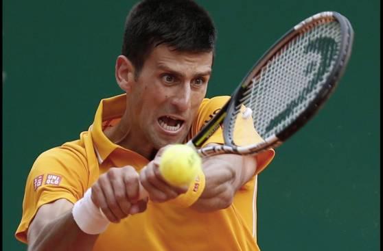 Djokovic venció a Nadal: las imágenes del duelo en Montecarlo
