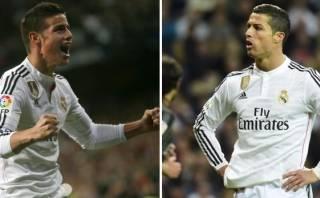 Real Madrid: James Rodríguez marcó golazo y CR7 falló un penal