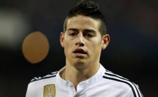 """James Rodríguez: """"Las lesiones de Bale y Modric nos preocupan"""""""