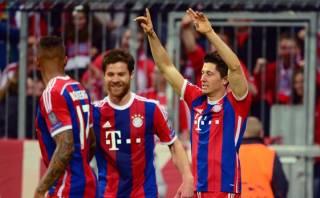 Bayern vs. Porto: golazo de Lewandowski que clasifica a bávaros