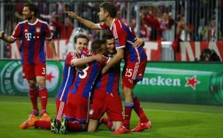 """Lewandowski y Müller: """"No lo podríamos haber hecho mejor"""""""