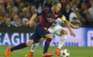 """Andrés Iniesta sigue vigente en Barcelona: """"No me fui nunca"""""""