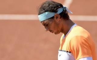 Rafael Nadal perdió sorpresivamente ante Fognini en Barcelona