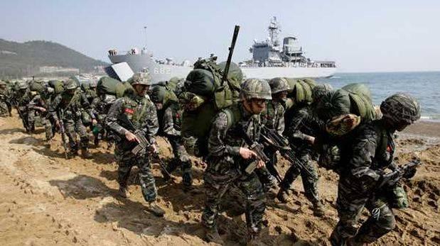 Corea del Sur y EE.UU. finalizan maniobra militar a gran escala
