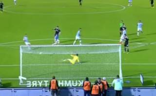 James Rodríguez marcó gol para Real Madrid ante Celta de Vigo