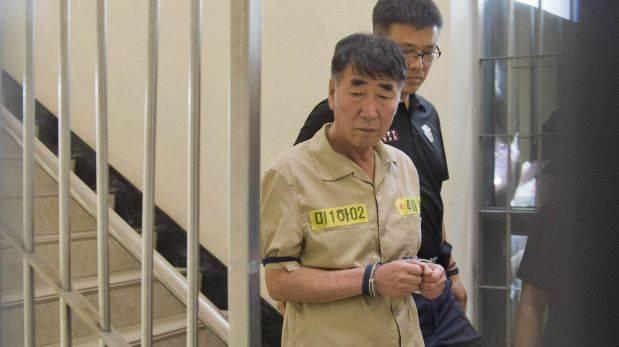 Cadena perpetua para el capitán del ferri surcoreano hundido